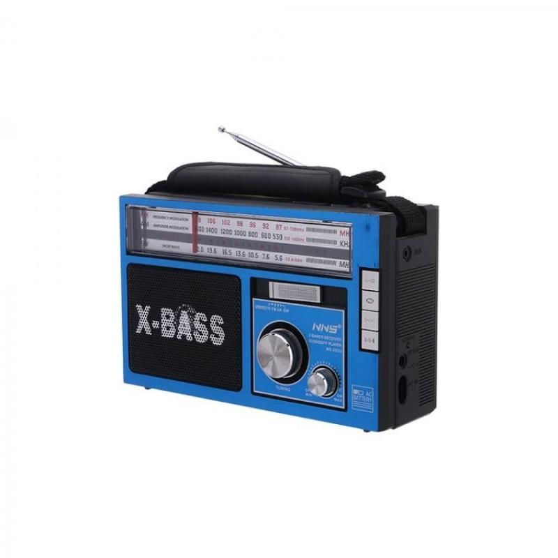 X-Bass-NS-252U-Hordozhato-radio kép