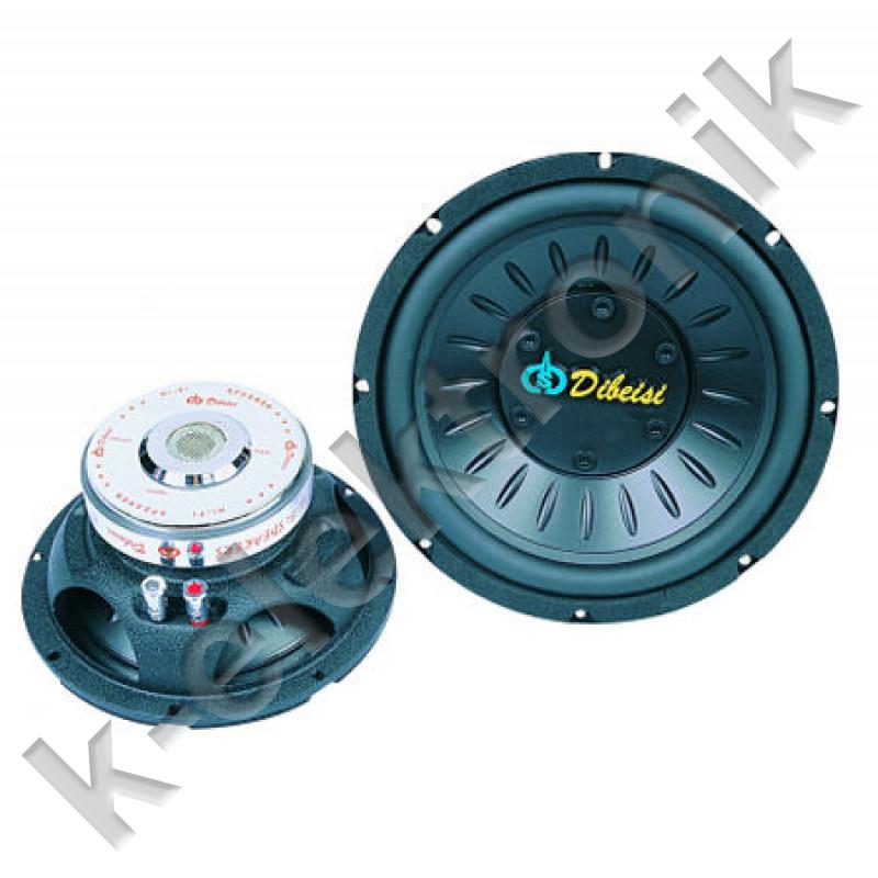 DIBEISI-B8023-Melysugarzo-20cm-200W-8ohm kép