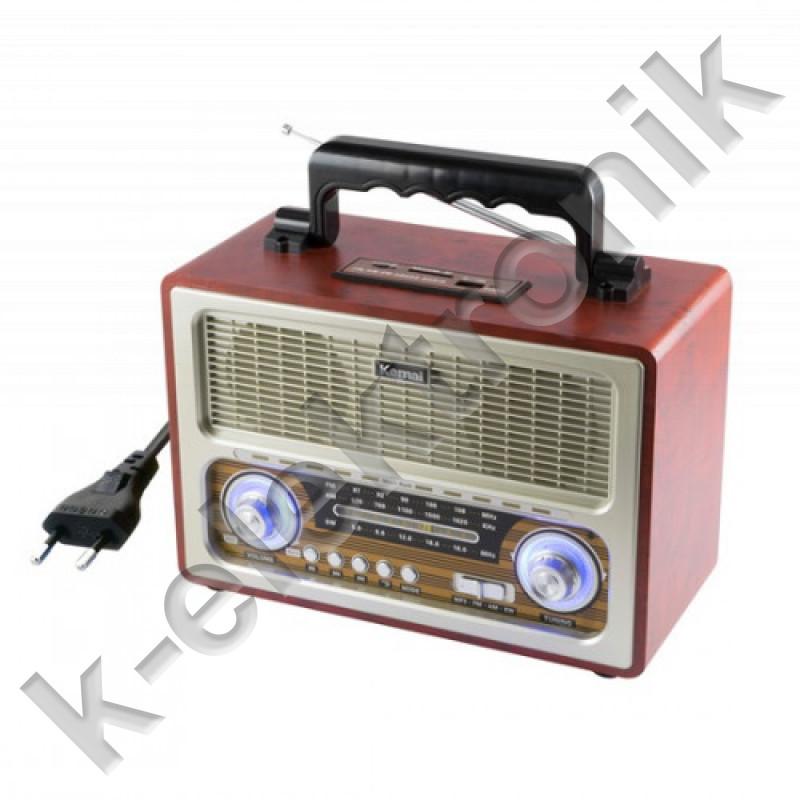SAL-RRT3B-RETRO-RADIO-TASKARADIO-BLUETOOTH-akkumulatoros kép