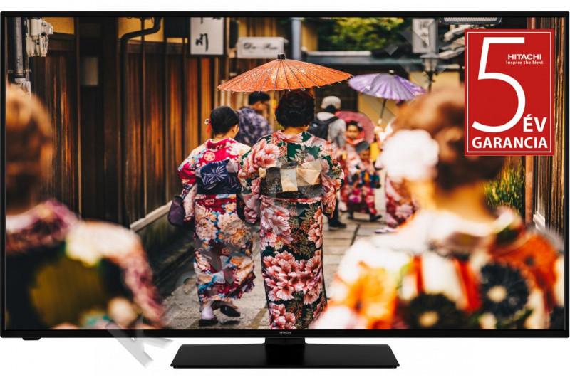 HITACHI-43109cm-Full-HD-SMART-ANDROID-TV kép