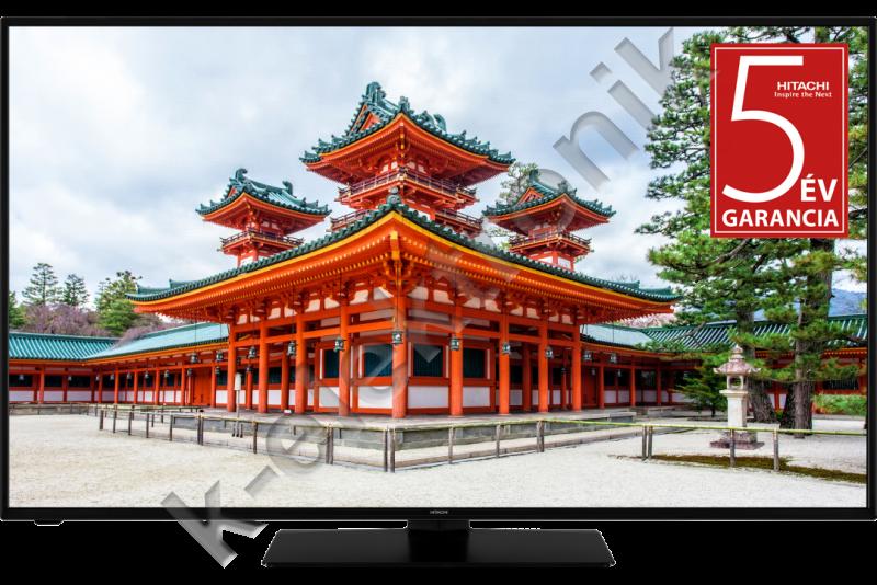 Hitachi-50HK5601-50127cm-4K-SMART-LED-TV kép