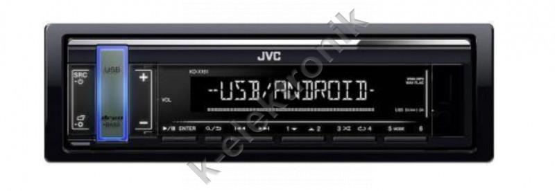 JVC-KD-X161-autos-fejegyseg kép