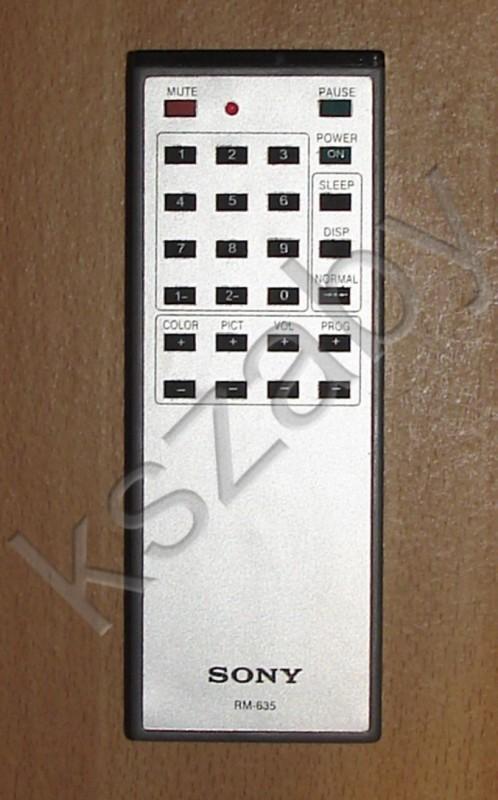 Sony-RM635 kép